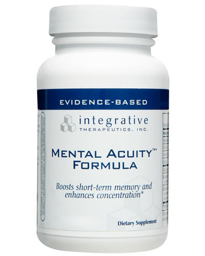 Mental Acuity Formula Review