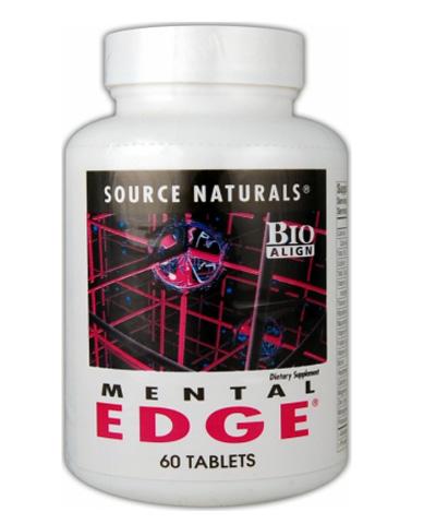 Mental Edge Source Naturals Review