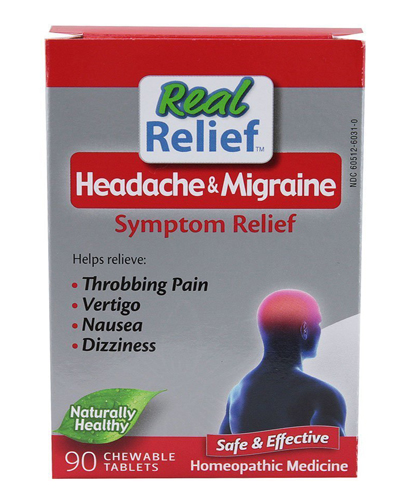 Homeolab Migraine Relief Review