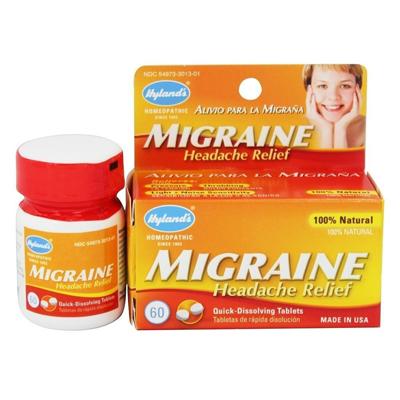 Hylands Migraine Relief Review