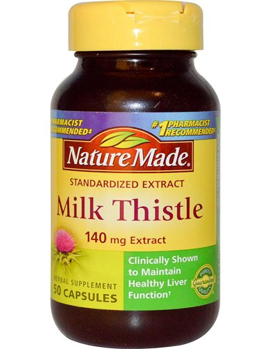 Nature Made Milk Thistle Review