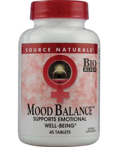 Source Naturals Mood Balance Review