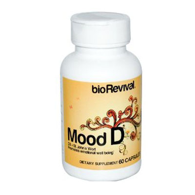 BioRevival Mood D Review