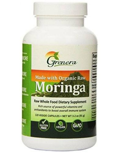 Grenera Moringa Capsules Review