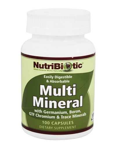 Nutribiotic Multi Mineral Review