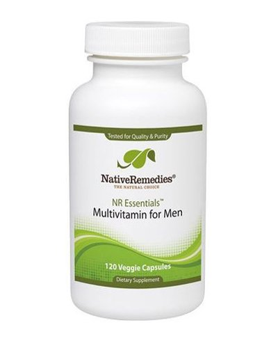 NR Essentials Multivitamin for Men Review