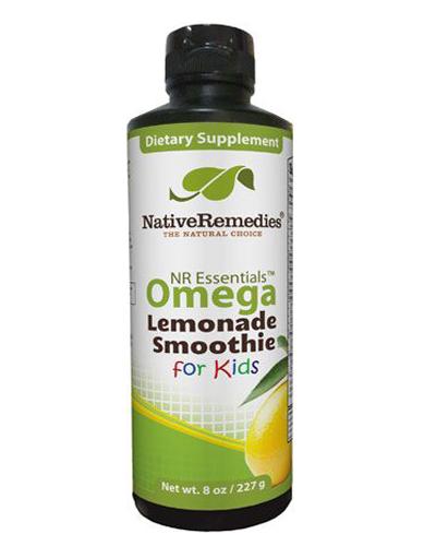 NR Essentials Omega Lemonade Smoothie Review