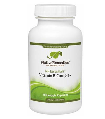 NR Essentials Vitamin B-Complex Review