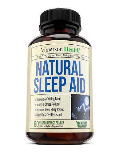 Natural Sleep Aid Review