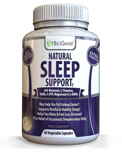 Natural Sleep Support Formula Review
