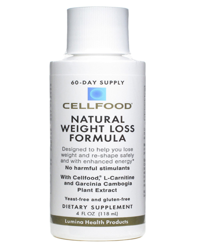 Cellfood Natural Weight Loss Formula Review