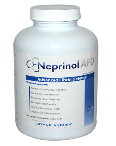 Arthur Andrew Medical Neprinol AFD Review