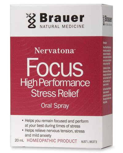 Nervatona Focus Review