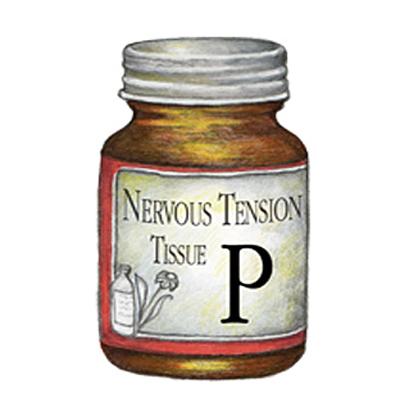 Nervous Tension Tissue P