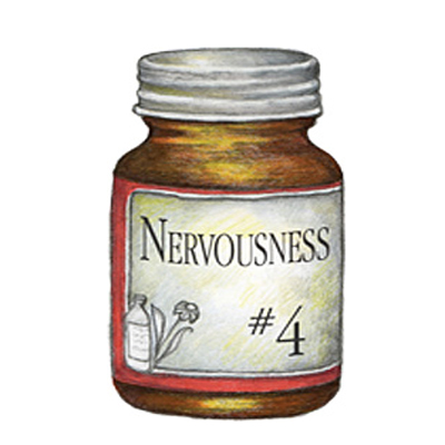 Nervousness 4 Homeopathy