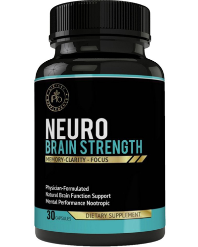 iPro Organic Supplements Neuro Plus Review