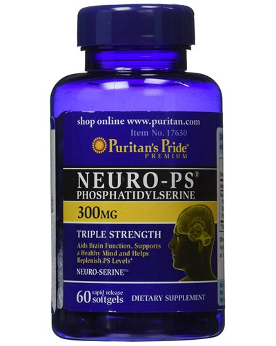 Puritan's Pride Neuro-PS Review