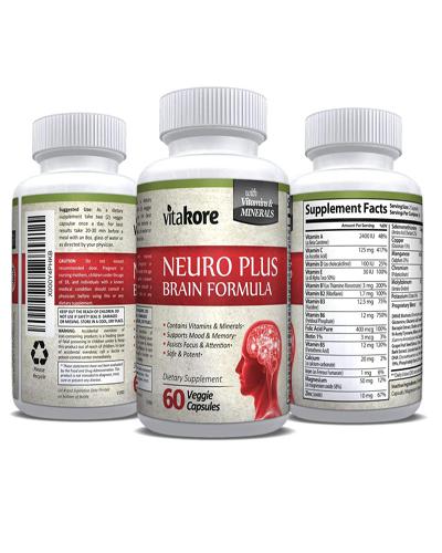 Neuro Plus Brain Formula Review