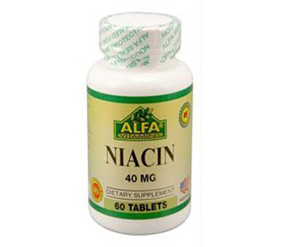 Alfa Vitamins Niacin Review