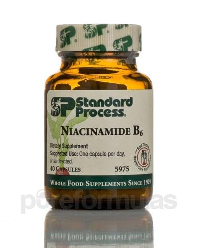 Niacinamide B6 Review