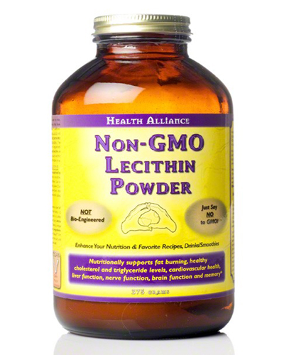 Health Alliance Non-GMO Lecithin Powder Review