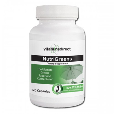 NutriGreens Complete Review