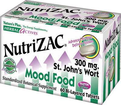NutriZAC Mood Food