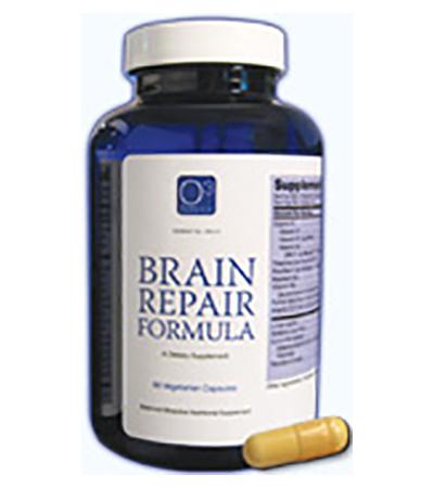 O3 Balance Brain Repair Formula
