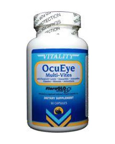 OcuEye Multi-Vites Review