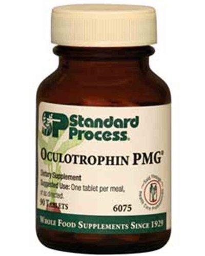 Standard Process Oculotrophin PMG Review