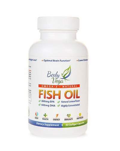 Omega-3 Fish Oil Review