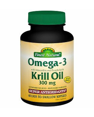 Finest Natural Omega-3 Krill Oil Review