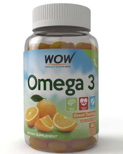 WOW Omega 3 Review