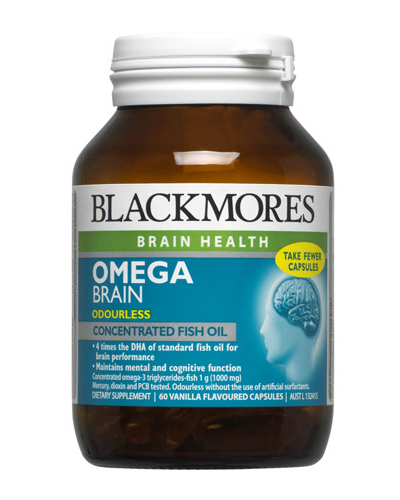 Blackmores Omega Brain Review