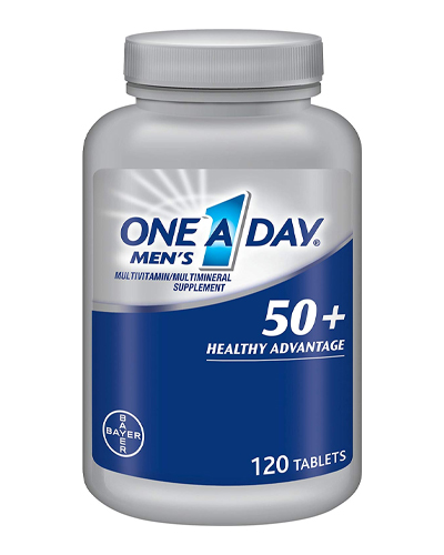One A Day Mens 50 Plus