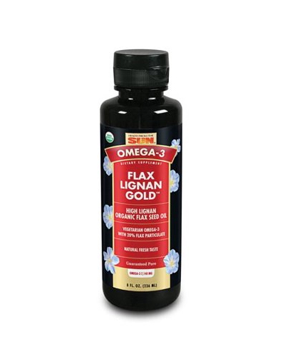 Health From The Sun Organic Flax Lignan Oil Review