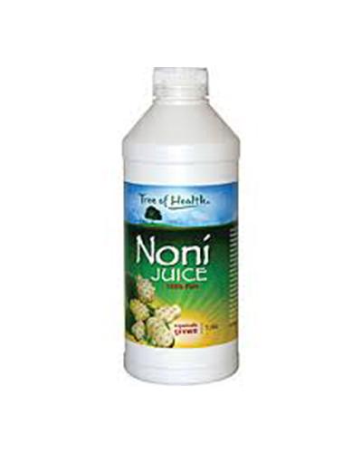 Tree Of Health Organic Noni Juice Review