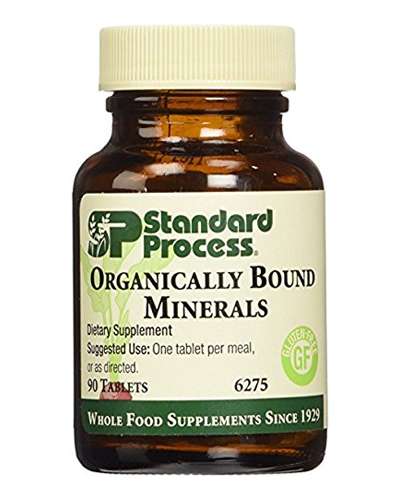 Organically Bound Minerals Review