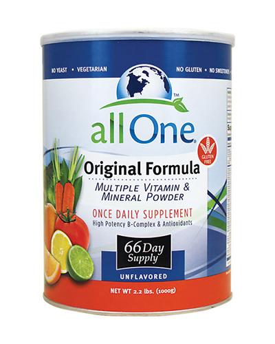All One Original Formula Review