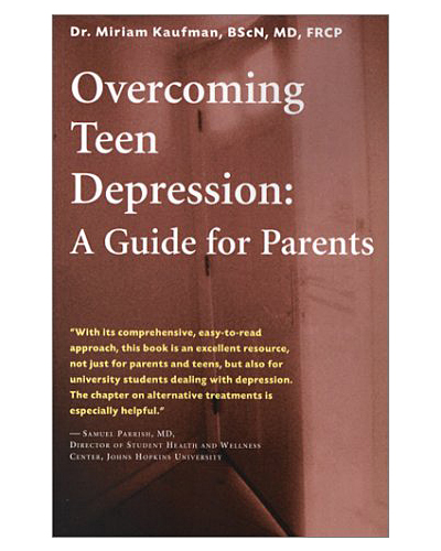 Overcoming Teen Depression: A guide for Parents Review