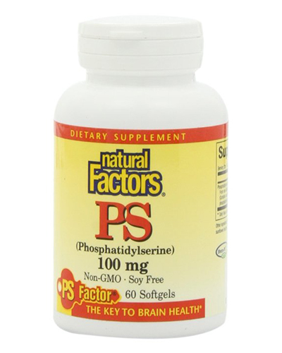 Natural Factors PS Phosphatidylserine Review