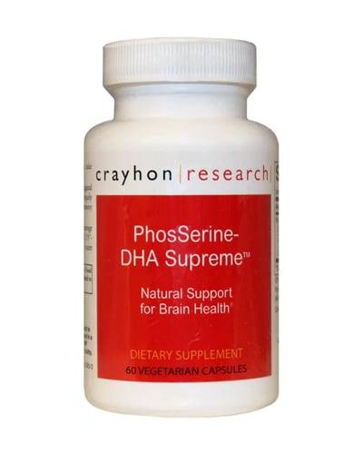 PhosSerine DHA Supreme Review