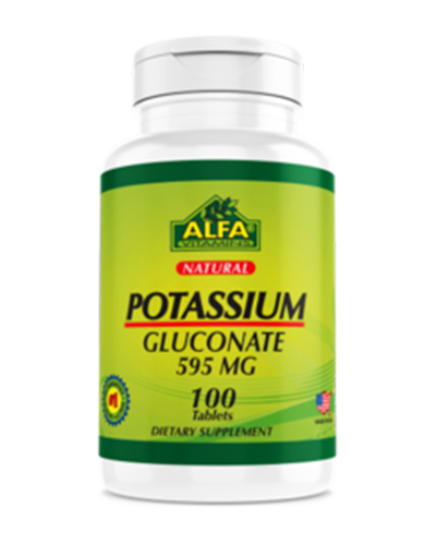 Alfa Vitamins Potassium Review