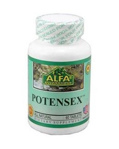 Alfa Vitamins Potensex Review
