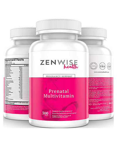 Prenatal Multivitamin Review