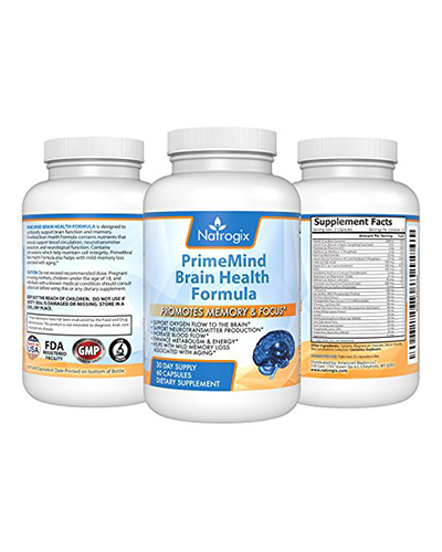 Prime Mind Brain Health Formula Review
