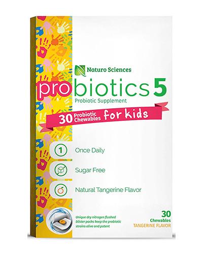 Probiotics 5 For Kids Review