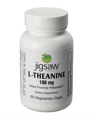 Jigsaw Pure L-Theanine Review