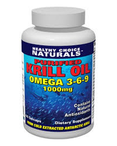 Purified Krill Oil Supplement Review