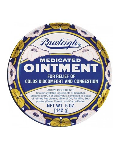 Rawleigh Medicated Ointment Review